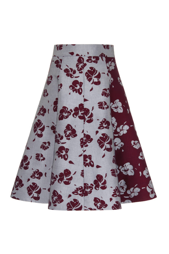 Jacquard Alina skirt