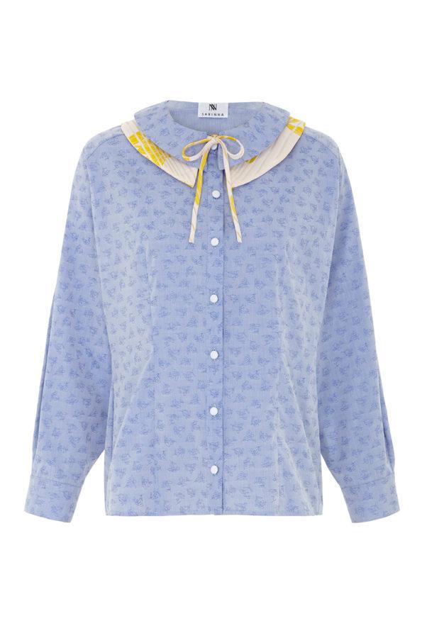 Zoe flower shirt