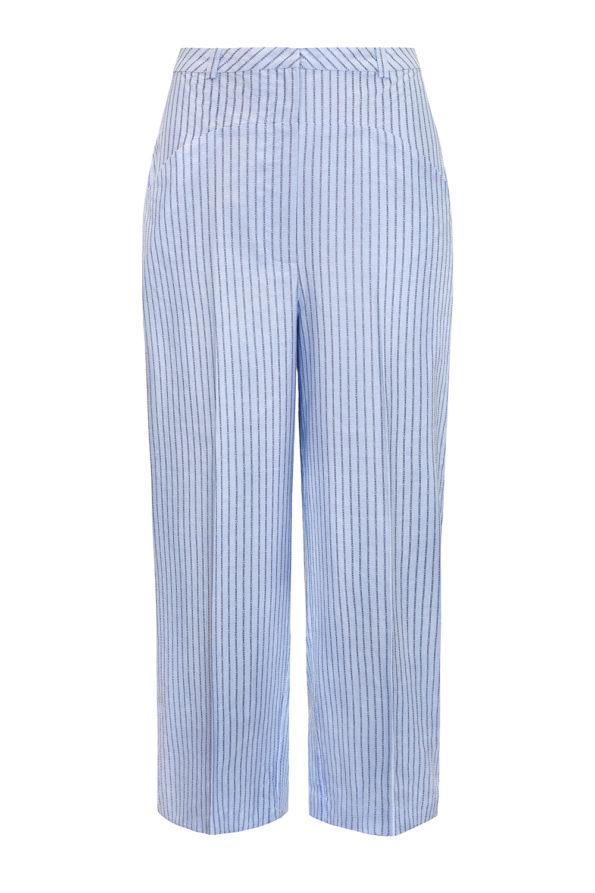 Roxanne stripe culottes