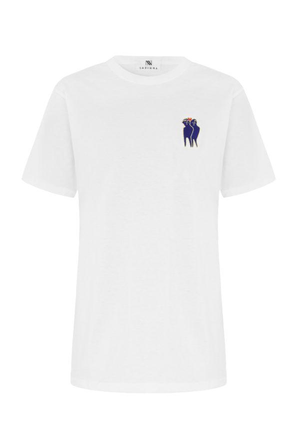 Lovers t-shirt white